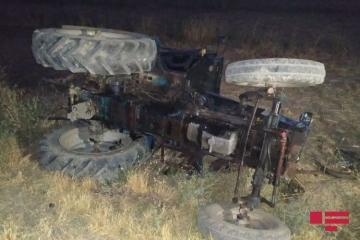 В Барде подросток трагически погиб, попав под трактор