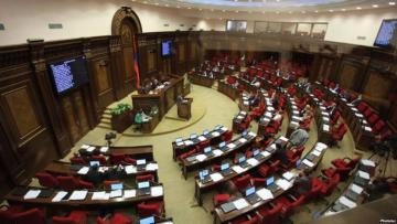 Deputies of Armenian Parliament contracted coronavirus