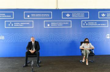 """Azərbaycan Prezidenti: """"Mənim üçün insanların sağlamlığı əsas prioritetdir"""""""