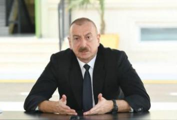 Президент Азербайджана: Премьер-министр Армении и его близкие родственники, окружение превратились в символ взяточничества