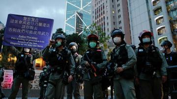 США ввели визовые ограничения против китайских чиновников