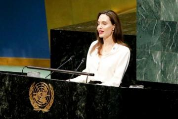 Azerbaijani community of Nagorno-Karabakh addresses UNHCR Special Envoy Angelina Jolie regarding World Refugee Day