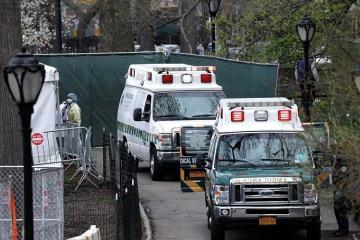 Число жертв COVID-19 в США превысило 125 тысяч