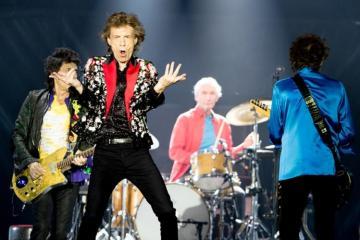 """""""Rolling Stones"""" qrupu Trampı onların mahnılarından icazəsiz istifadə etməməyə çağırıb"""