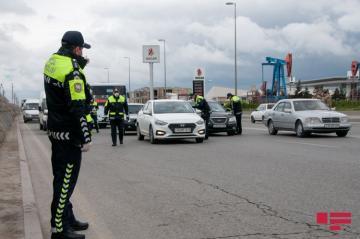 ГДП: Возвращены 1065 транспортных средств, пытавшихся проехать через посты