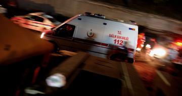 В Турции автобус с нелегальными мигрантами попал в ДТП, погиб один человек и 41 получили травмы