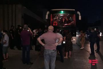 Грузия эвакуировала из Азербайджана более 100 граждан - [color=red]ФОТО[/color]
