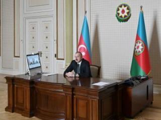 Prezident İlham Əliyev və Ümumdünya Turizm Təşkilatının Baş katibi arasında videokonfrans keçirilib
