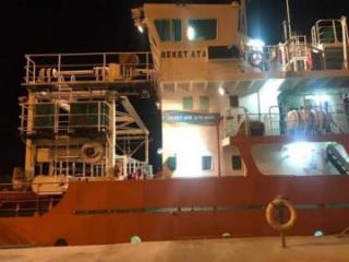 Bakı Limanı Çindən gələn növbəti yük karvanını Türkiyəyə yola salıb - [color=red]FOTO[/color]