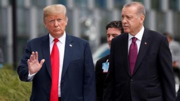 Трамп заявил, что обсуждает с Эрдоганом запрос Турции о размещении Patriot