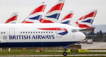 Britaniya bir neçə ölkəyə yüzlərlə uçuşu dayandırıb