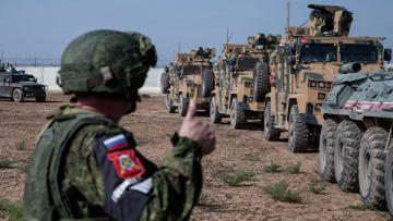 Песков ответил на призыв Эрдогана уйти из Сирии