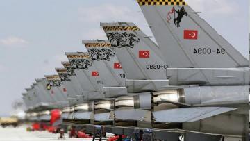 Россия отказалась гарантировать безопасность турецкой авиации в Сирии
