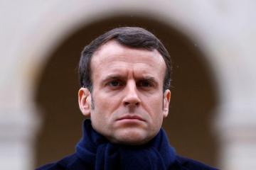 France's Macron cancels events to focus on coronavirus response