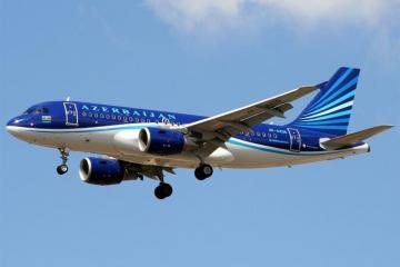 Aircraft on route Baku-Dubai returned back for technical reasons