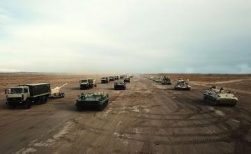 Azerbaijani Army starts Large-Scale Command-Staff Exercises - [color=red]VIDEO[/color]
