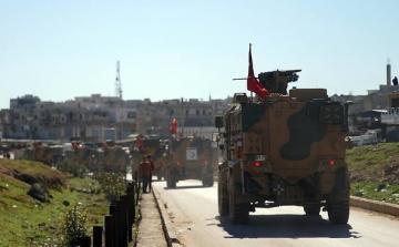 Еще один турецкий военный погиб в сирийском Идлибе