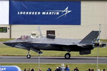 Lockheed Martin исключила Турцию из материалов программы истребителя F-35