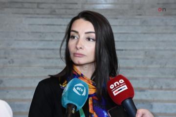 Лейла Абдуллаева: Нелепой позицией армянская сторона ставит себя в смешное положение