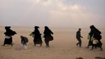Iraqi MFA: 82 children from ISIL families sent to Azerbaijan