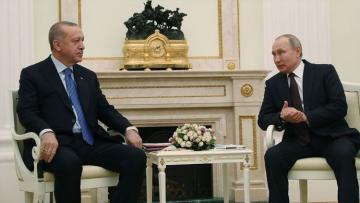 В Кремле завершились 6-часовые переговоры Путина и Эрдогана - [color=red]ОБНОВЛЕНО[/color]