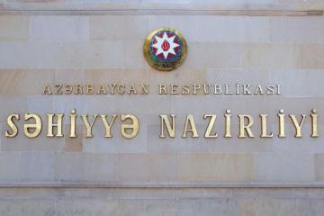 Viktor Qasımov Səhiyyə nazirinin müavini təyin olunub