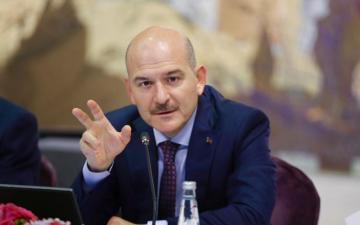 """Süleyman Soylu: """"Suriyada Türkiyənin böyük şəhərləri üçün terror hazırlıqları görülür"""""""