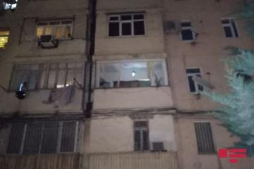 В Сумгайыте в квартире произошел взрыв, пострадали 2 человека - [color=red]ФОТО[/color]