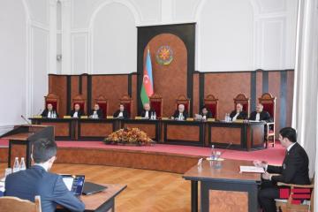 Конституционный суд Азербайджана рассматривает итоги парламентских выборов