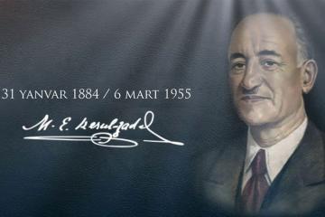 Прошло 65 лет со дня смерти Мамеда Эмина Расулзаде