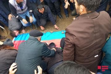 Похоронен военнослужащий, погибший в результате армянской провокации