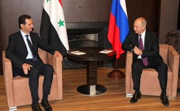 Russia's Putin, Syria's Assad discuss Idlib ceasefire - Kremlin