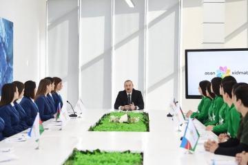 Президент Ильхам Алиев: Мы ни перед кем не склоняем голову и никогда не склоним