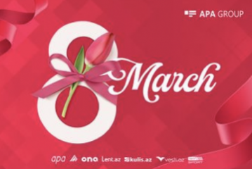 Today March 8 - International Women's Day