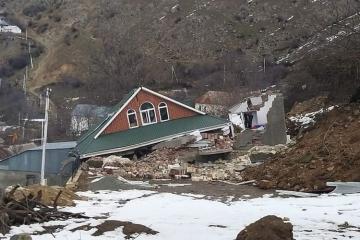 MENR specialists sent to Azerbaijan's Lerik regarding landslide