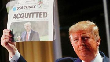 Штаб Трампа подал в суд на CNN за публикации о «российском деле»