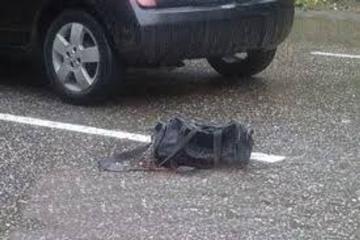 В Абшеронском районе автомобиль сбил женщину