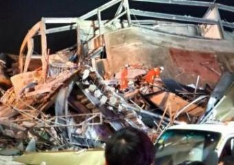About 30 still trapped after Chinese coronavirus quarantine hotel collapses
