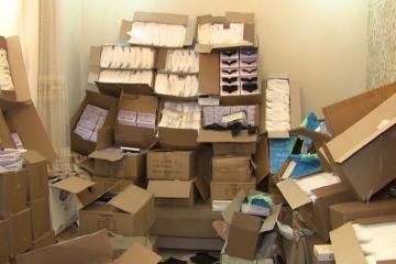 В Азербайджане у иностранцев изъято более одного миллиона масок
