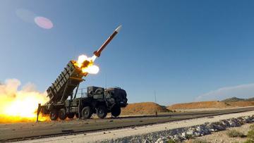 Пентагон назвал условия для поставок в Турцию ЗРК Patriot