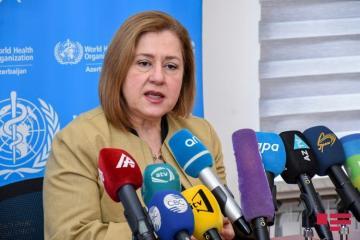ВОЗ поможет правительству Азербайджана разработать план борьбы с коронавирусом на 3-6 месяца