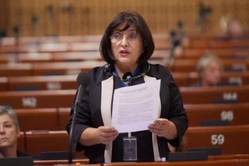 Сахиба Гафарова избрана председателем Милли Меджлиса