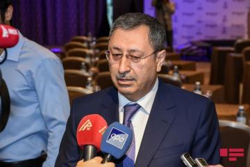 """Khalaf Khalafov: """"Issue of distribution of deep basins of the southern and central Caspian Sea remains unresolved"""""""