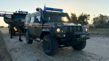 Российские военные вывели четыре турецкие колонны к постам в Идлибе