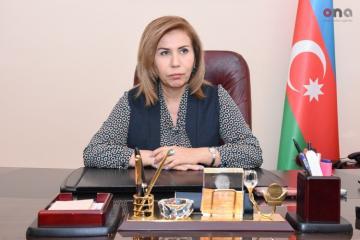 Bahar Muradova Dövlət Komitəsinin sədri təyin olunub