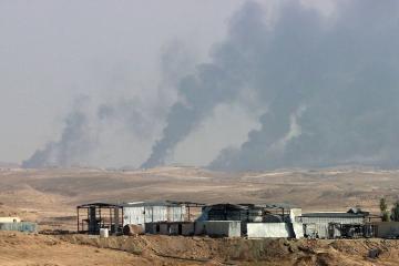 При ударах коалиции в Сирии погибли 18 бойцов иракских шиитских формирований