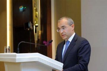 Микаил Джаббаров: Номинальный темп роста денежных доходов населения повысился с 5,1% до 8,9%