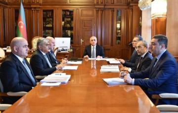 В Кабмине состоялось совещание по положению на глобальном энергетическом рынке и его влияния на экономику страны