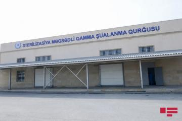 Sterilization device commissioned in Azerbaijan for the first time