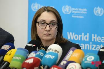 19 coronavirus infection cases recorded in Azerbaijan, 3 of them fully recovered